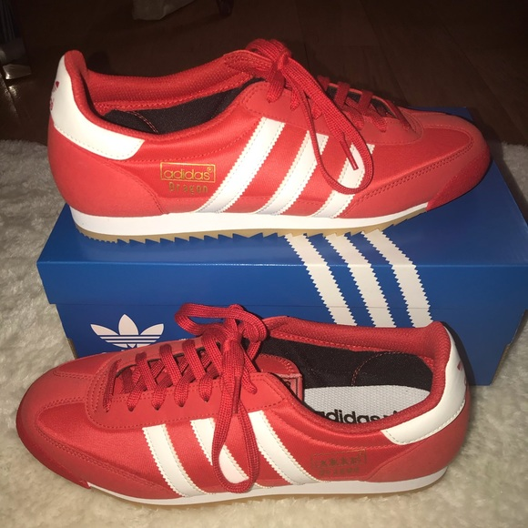 adidas dragon size 9.5